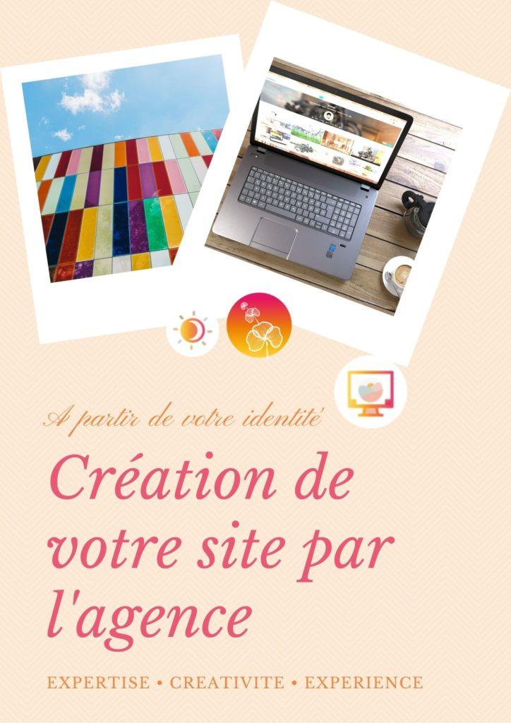 creation site internet reseaux sociaux therapeute